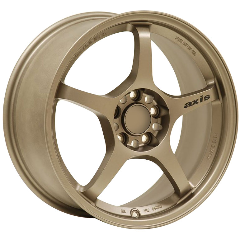 Axis Circuit Bronze Wheels Rims