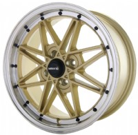 Maxxim Screech - Gold Finish - Wheels (Rims)
