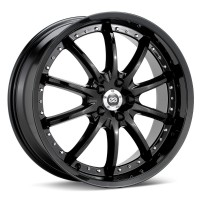 Enkei LF-10 (Black) Wheels/Rims