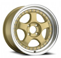 Konig Candy (Gold w/ Machined Lip)