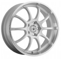 Konig Lightning (White w/ Machined Lip)