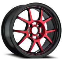 Konig Foil (Red w/ Black Lip)